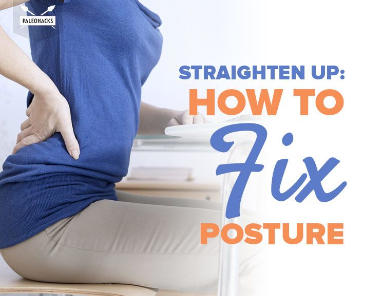 How to Fix Posture Issues in 30 Seconds