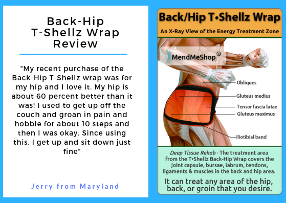 Review of Back-Hip T Shellz Wrap From A Very Happy Customer