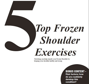 5 Top Frozen Shoulder Exercises