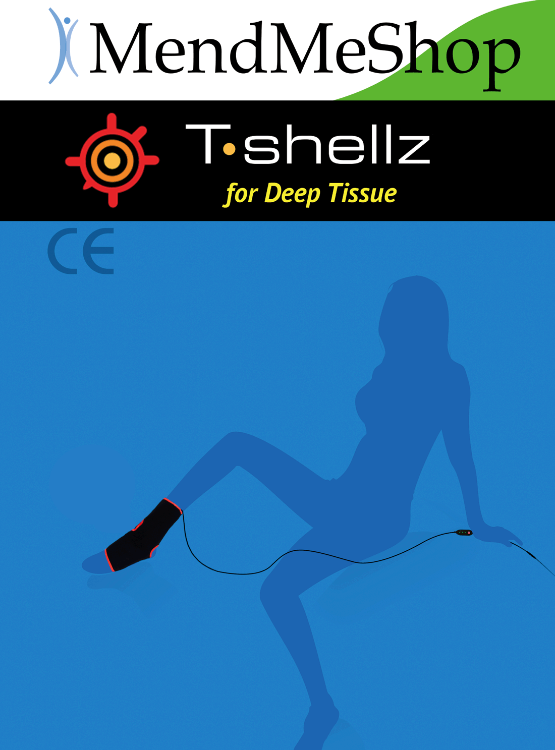 Chronic Achilles Tendinitis is Being Helped With Achilles TShellz Wrap