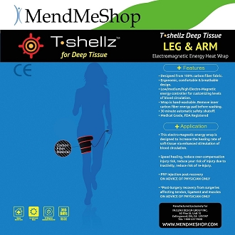 Leg-Arm T-Shellz Wrap