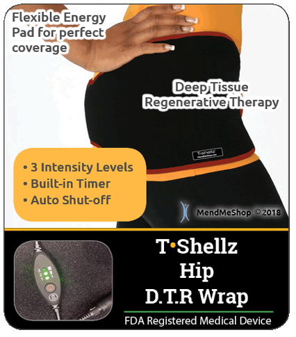 Using the Back-Hip T Shellz on Multiple Areas
