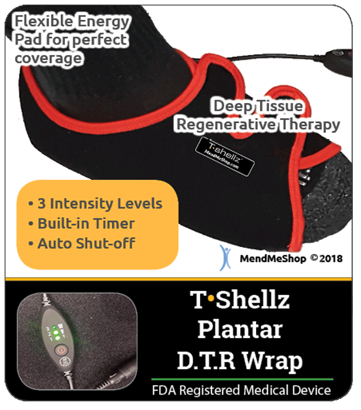 Both T Shellz Wraps Seem To Be Helping