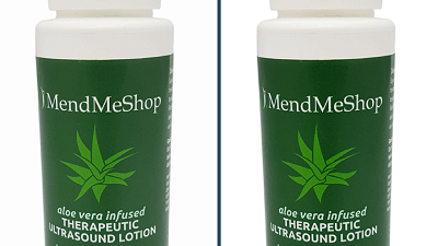 MendMeShop Ultrasound Lotion - SPECIAL OFFER