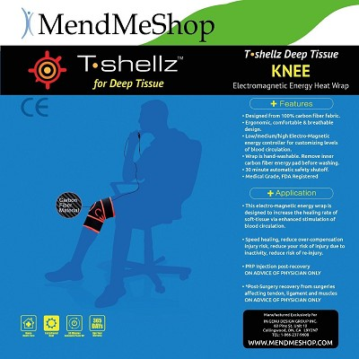 Knee T-Shellz Wrap