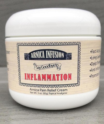 Arnica Infusion -Fast Acting Pain Relief Cream